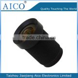 factory rent in china cn aico new products camera hd 1/2.3 inch F2.0 m12 10mp 4.35mm cctv lens