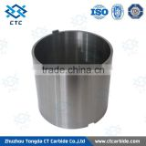 Factory supply tungsten carbide shaft sleeves with High Quality