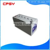 Deep Cycle Solar Panel GEL Battery 12V 65-200Ah for Solar System Power Storage Battery