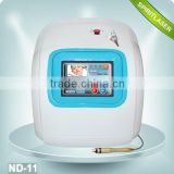 Super Beauty Equipment CE Certification 15W 980nm diode laser portable machine with infrared indicator light