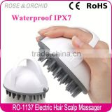 New beauty product top grade hot selling head scalp massage comb for home spa