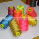 100% Polyester Industrial Sewing Thread