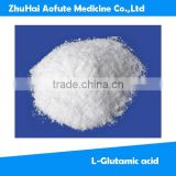 High quality Medical raw material nutritional supplements L-Glutamic acid