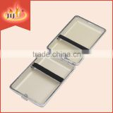 JL-073N Yiwu Jinlin Hot Sale PU Leather Coated Heat Transfer Cigarette Case Can Pack 14pcs of Cigarettes Wholesaler