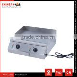China Suppier Brand Commercial Desktop Pancake Electric Griddle for Sale