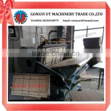 Carton Box Making Machine For Three Layers Paper /Die Cutting Creasing Machine For Corrugated Paper Box