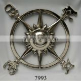Nautical Rose Compass / Nautical Compass / Rose Compass / Brass Compass / Marine Compass / Nautical Gifts