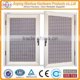 Alibaba trade assurance high quality metal security screen doors lowes