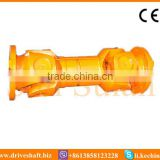 SWP,SWC,WSD,WS universal coupling/cardan shaft coupling (with split bearing pedestal) with CE certifation