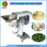 Industrial electric potato ginger garlic paste machine, vegetable and fruit grinding machine