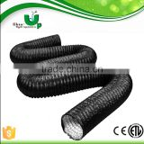 air conditioning fire resistant aluminum flexible duct/Air Duct Ventilation Ducting for Grow Tent Use/air conditioning pvc duct