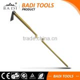 hot sale long handle wood hand smaller size garden farming hoe
