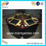 6 players electronic roulette machine popular in Venezuela