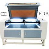 Popular Double Heads Laser Cutting Machine for Cloth