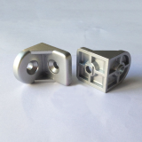 T Slot Gusset Element with Zn-Alloy Used for 40 Series