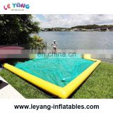Inflatable Jellyfish Pool/swimming pool with net/inflatable sea pool
