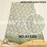 2016 new fashion swiss african lace fabric
