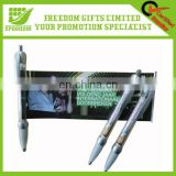 Bulk Cheaper Logo Printed Fly Ball Pen