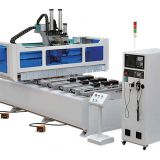 5-Side Woodworking CNC drilling Machine Center for Wooden Furniture