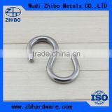 High Quality Polished Stainless Steel S Shaped hook                                                                         Quality Choice