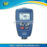 DT-156 Paint Gauge Auto F/NF Probe 1250 Micrometer V-groove Coating Thickness Meter