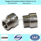 China Suppliers Sales Male Stainless Steel Bathroom Fitting According to Customers' Request