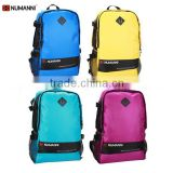 Hot man bags, branded name small wholesale personal backpack school bag