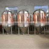 Red copper Pub brewery ,Turnkey home brewery plant, Whirlpool brew kettle,brewing beer equipment supplies