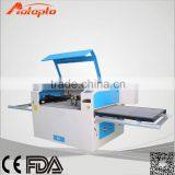Best Quality cnc CO2 Laser Cutting/Engraving Machine With Stepper Motor Move System