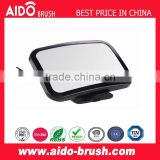 AD-1502 Rear Facing Car Seat Baby Mirror, Fabric frame acrylic CARTOON baby back seat mirror