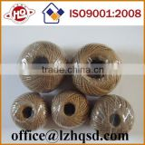 Natural Garden Jute Twine String Ball Roll Plant Tie Back Ties Line 85g