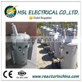 High efficiency single phase oil type pole mounted transformer 50kva