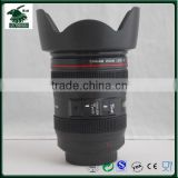 Wholesale Generation 3 Lens Mug with lid, lens coffee cup camera lens cup