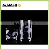 Factory wholesale drinking glass cup