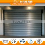 6063-T5 Aluminium extrusion roller shutter profile for commercial shop