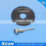 22mm HSS mini Circular Saw Blade for Rotary Tools such as Dremel