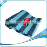 Factory cheap soft touch flame retardant blanket