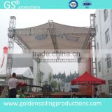 canopy tent aluminum truss outdoor stage truss design