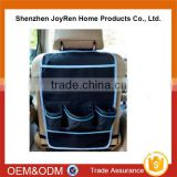 1680d Polyester Material and Back Seat Organizer Type car trash bag
