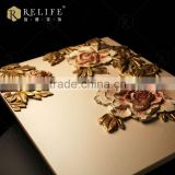 supply sell home decotration of beautiful peony flower paintings