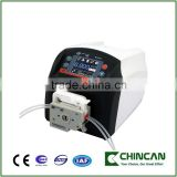 High Quality 0.00016-570 ml/min BT101L Intelligent Flow Peristaltic Pump with Color LCD Displaying