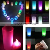magic mini led candle custom colors tealight candle                                                                         Quality Choice