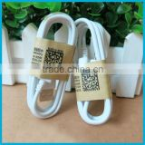 Micro USB round cable charger 2 in 1 USB cable for Samsung Galaxy s4 universal usb charging cable for Android mobile phone