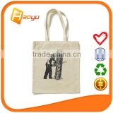 Hand bag 600d polyester canvas tote bag as gift bag
