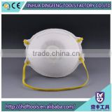 original particulate respirator dust mask with Cool flow valve breathable mask disposable mask