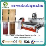 M25 multi head 3D CNC router/Heavy duty cutting machine for solidwood,MDF,aluminum,alucobond,PVC,Plastic,foam,stone                                                                         Quality Choice