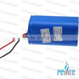 wholesale 14.8V rechargeable lithium polymer battery 18650 Customized li-ion battery pack
