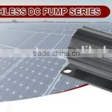 DC solar water pump 12v/24v (CE, UL, ROHS, VDE, FC, CCC low power consumption, safe and low noise)