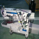 (Model: ATR-600-01CB/ELTWP) Fully Automatic Cylinder-bed Cover Stitch Sewing Machine with Auto Thread Cutting