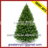 Yiwu Merry Arts&Crafts Factory custom made christmas tree outdoor green artificial christmas trees